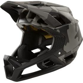 Fox Proframe Matte Full Face Helmet Herren black camo